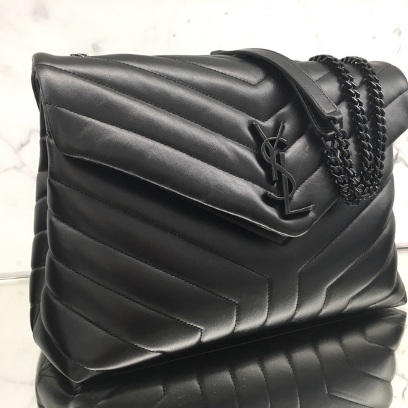 Saint Laurent Bags Authentic Ysl Loulou Medium Bag